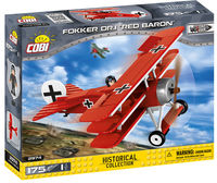 "Cobi Small Army Fokker DR.I ""Red Baron"" - Image 1"