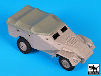 BTR 40 accessories set for Trumpeter