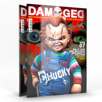 DAMAGED MAGAZINE ISSUE 07