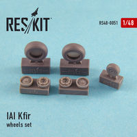 IAI Kfir wheels set - Image 1