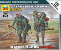 German Medical Personnel (1941-1943) Art of Tactic - Image 1