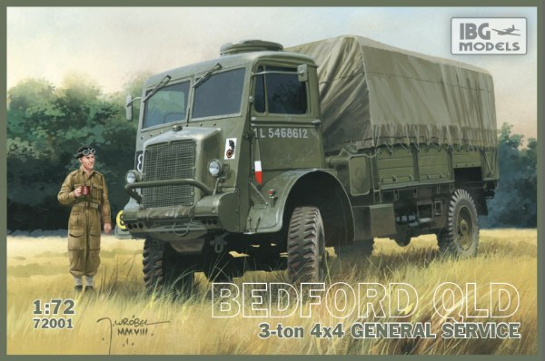 Bedford QLD 3 ton 4x4 General service - Image 1