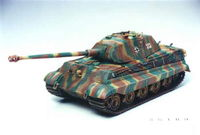 Sd.Kfz 182 King Tiger Porsche Turret - Image 1
