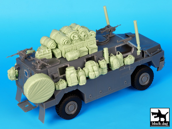 Australia Bushmaster accessories set for Showcase models - Image 1