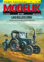 Lanz-Bulldog D9506 German light tractor