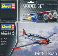 T-6 Texan Model Set - Image 1