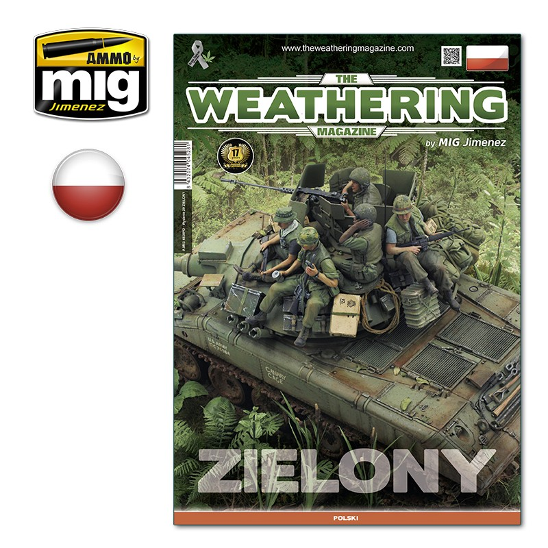 The Weathering Magazine Issue 29. ZIELONY (Polski) - Image 1