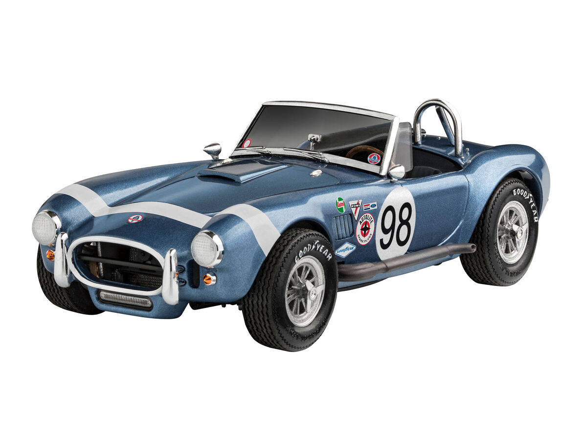 62 Shelby Cobra 289 - Model Set - Image 1