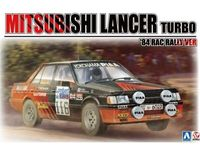 Mitsubishi Lancer Turbo 84 RAC RALLY VER