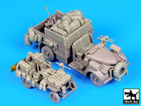 British SAS jeep  - chevrolet SAS for Dragon