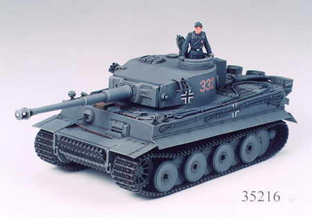 German Tiger 1 Early Production - Image 1