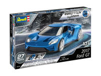 Ford GT 2017 easy-click system