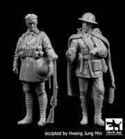 British soldiers WWI set N°2