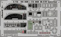 B-17F interior S.A. REVELL - Image 1