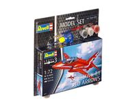 Model Set BAe Hawk T.1 Red Arrows