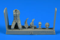 Soviet  Aircraft Mechanic - the period of the Warsaw pact (3) Figurines