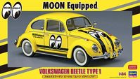 "Volkswagen Beetle Type 1 ""Moon Equipped"""