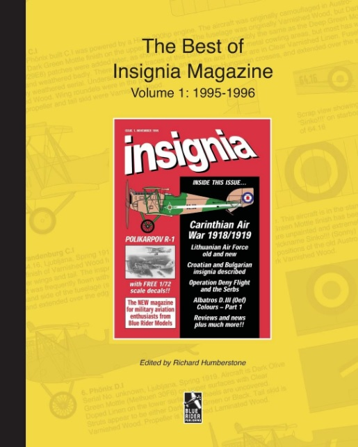 The Best of Insignia Magazine Volume 1: 1995-1996 - Image 1