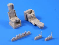 Ejection seat Martin Baker Mk.10 (2 pcs) 1/32
