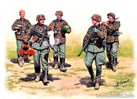German Elite Infantry (Eastern Front 1941-1945)