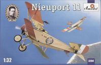 Nieuport 11 (Italian Air Force IWW) - Image 1