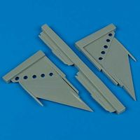 MiG-21MF/bis/SMT Correct Stabilizers Fujimi - Image 1