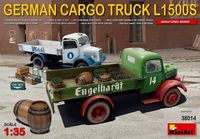 German Cargo Truck L1500S type