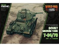 World War Toon Soviet Medium Tank T-34/76 - Image 1