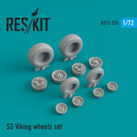 S-3 Viking wheels set