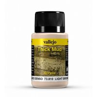 73810 Thick Mud - Light Brown Mud