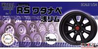8-Spoke Wheels for Racing 15-inch