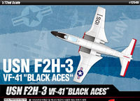 USN F2H-3 VF-41 BLACK ACES