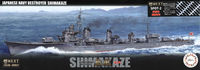 IJN Destroyer Shimakaze (Early Version) w/ Painted Crew