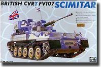 British Chevrolet CVRT FV107 Scimitar
