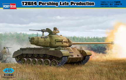 American Heavy Tank T26E4 Pershing (Late Production) - Image 1