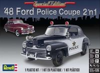 48 FORD POLICE COUPE 2 IN 1