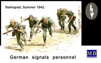 German Signals Personnel