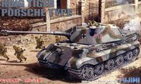 King Tiger Porche Type - Image 1