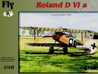 German fighter Roland D VIa