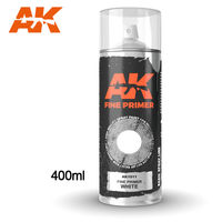 AK1011 FINE PRIMER WHITE SPRAY