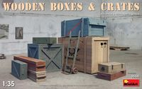 WOODEN BOXES & CRATES - Image 1