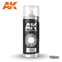 AK1019 GREAT WHITE BASE SPRAY