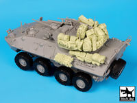 Autralian ASLAV accessories set for Trumpeter - Image 1