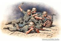German Infantry Defense, Eastern Front Battle Series, Kit No.1