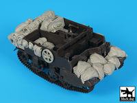 Bren carrier accessories set N°2 for Tamiya