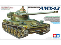 French Light Tank AMX-13