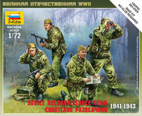 Soviet Reconnaissance Team (1941-1943) Art of Tactic series