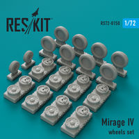 Mirage IV wheels set - Image 1