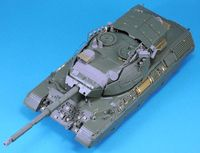 Leopard C2 Update/Detailing set (for TAKOM 2004)