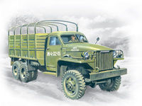 Studebaker US6 WWII Army Truck